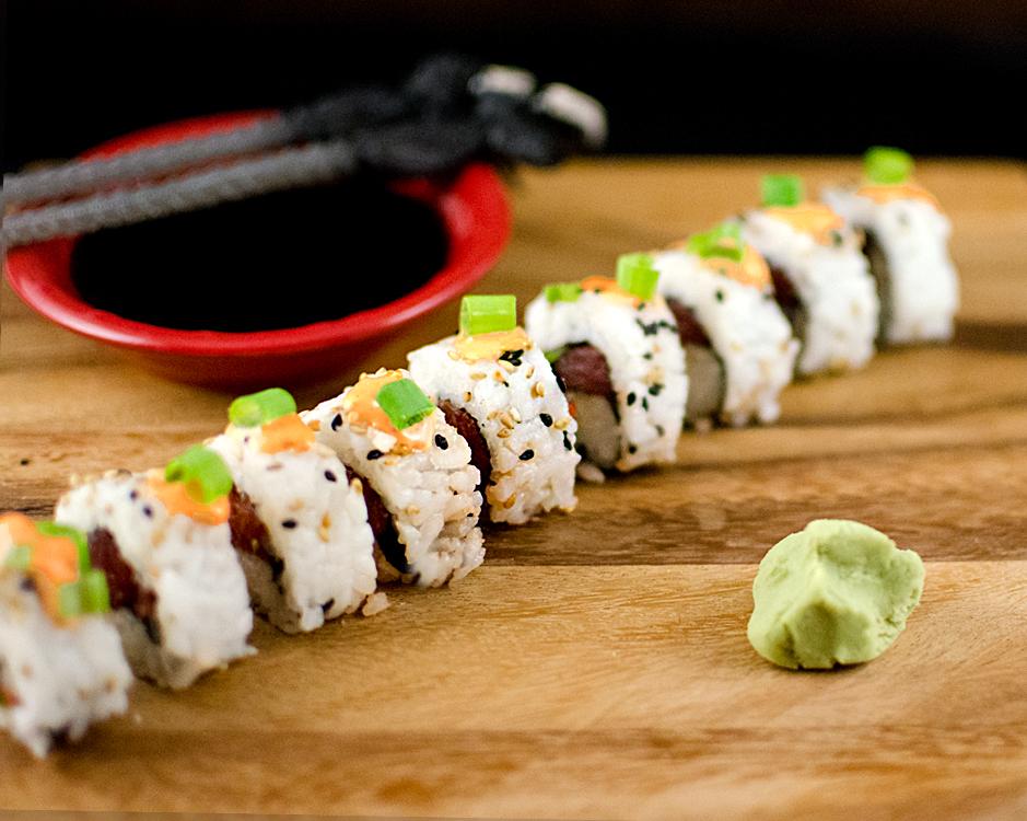 best spicy tuna roll