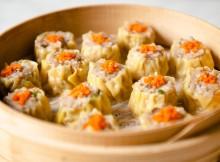 Siu Mai pork dumplings