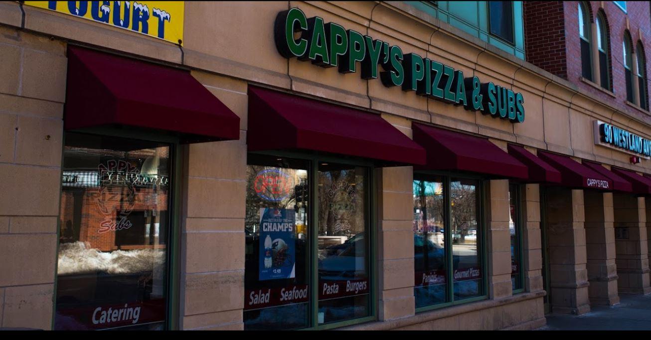 cappyes pizza boston