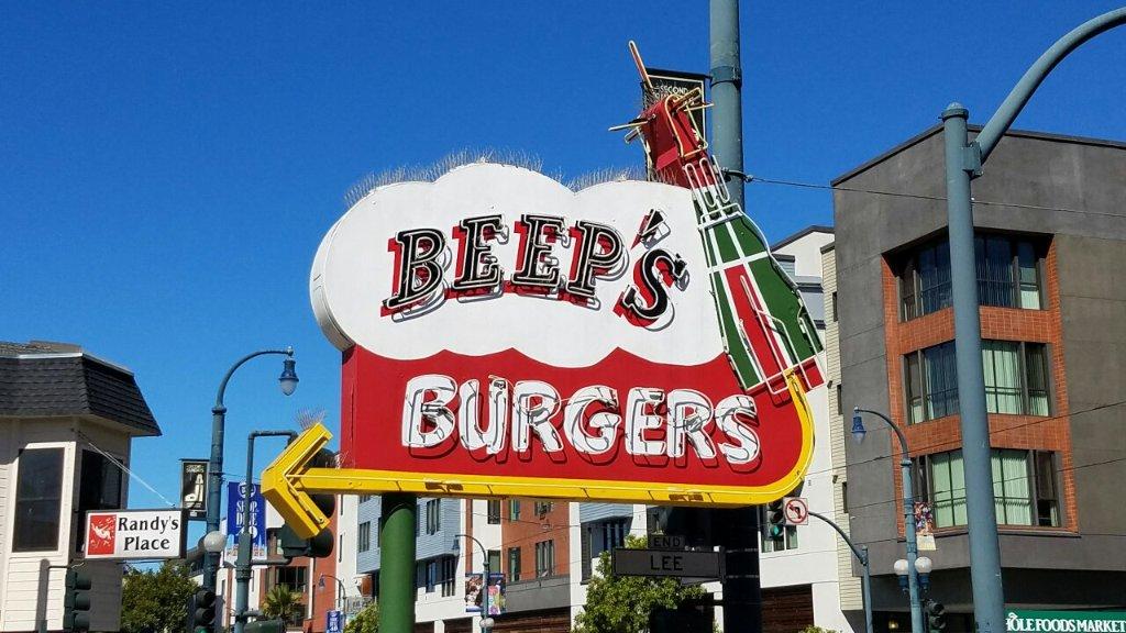 beeps burger in san francisco
