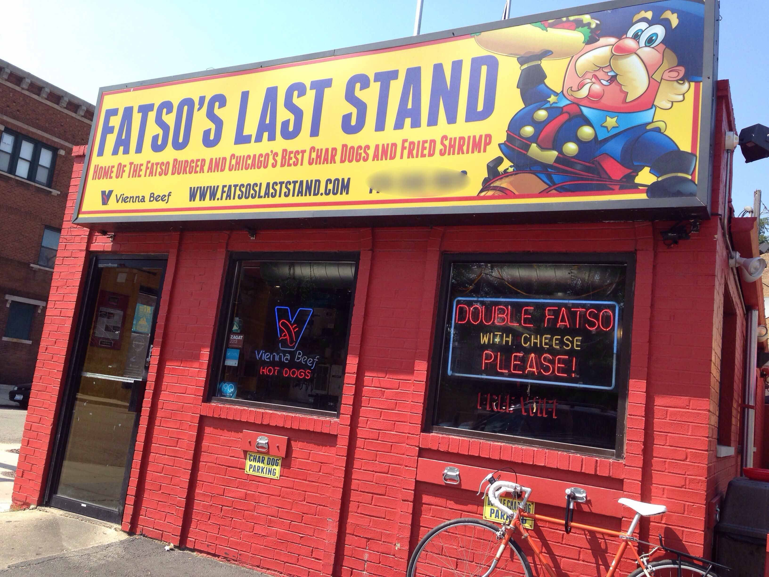 fatso's last stand in chicago