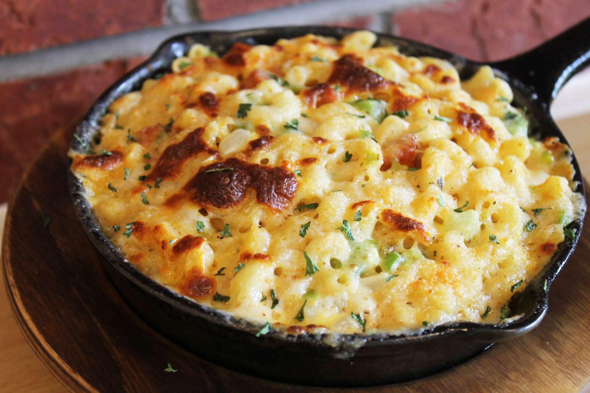 mac and cheese gastropub
