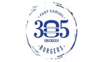 305 Degrees Burgers Bar