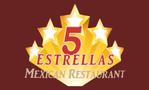 5 Estrellas Mexican Restaurant