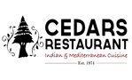 Cedars Restaurant on Broadway