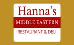 Hanna's Mideastern