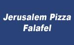 Jerusalem Pizza Falafel