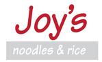 Joy's Noodles & Rice