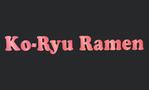 Ko Ryu Ramen