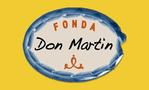 La Fonda De Don Martin