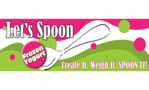 Let's Spoon Frozen Yogurt