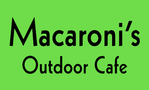 Macaroni's Outdoor Cafe