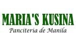 Maria's Kusina Panciteria de Manila