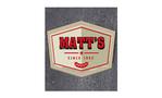 Matt's Famous Chili Dogs