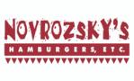Novrozskys Hamburgers