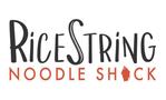 Ricestring Noodle Shack