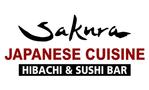 Sakura Japanese Cuisine Hibachi and Sushi Bar