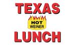 Texas Hot Weiner Lunch