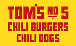 Tom's Number 5 Chili Burgers