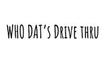 Who Dat's LLC