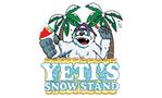 Yeti's Snow Stand