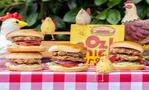 Ozabe Chicken Burgers